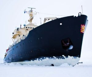 All Aboard the Icebreaker for the Coolest Trip!